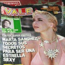 Coleccionismo de Revistas y Periódicos: NUEVO VALE 623 NKOTB CARLOS MATA MARTA SANCHEZ 1991. Lote 257332860