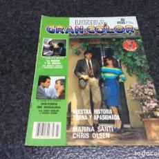 Coleccionismo de Revistas y Periódicos: FOTONOVELA - OLGA GRAN COLOR Nº 07. Lote 122129159