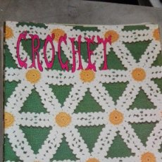 Coleccionismo de Revistas y Periódicos: CROCHET COLCHAS. Lote 122167851