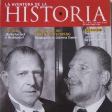 Coleccionismo de Revistas y Periódicos: LA AVENTURA DE LA HISTORIA 44. Lote 122235415