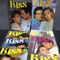 Coleccionismo de Revistas y Periódicos: FOTONOVELA - KISS GRAN COLOR - LOTE DE 12 EJEMPLARES. Lote 122258611