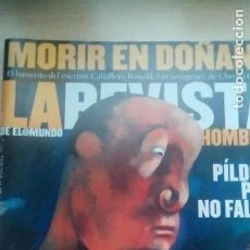 Coleccionismo de Revistas y Periódicos: MANOLO GARCIA- MELANIE GRIFFITH - ALBA MOLINA. Lote 122262967
