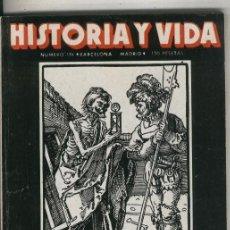 Coleccionismo de Revistas y Periódicos: HISTORIA Y VIDA NUMERO 174. Lote 55441781