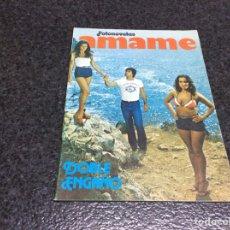 Coleccionismo de Revistas y Periódicos: FOTONOVELA AMAME, DOBLE ENGAÑO. Lote 126001071