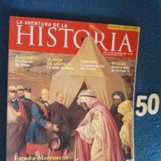 Coleccionismo de Revistas y Periódicos: REVISTA LA AVENTURA DE LA HISTORIA Nº 50. Lote 122550847