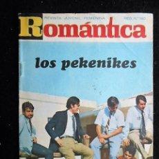 Coleccionismo de Revistas y Periódicos: REVISTA ROMANTICA. Nº 292 LOS PEKENIKES. Lote 122574715