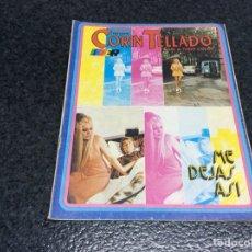 Coleccionismo de Revistas y Periódicos: FOTONOVELA CORIN TELLADO COLOR LIZA MINELLI, BETTE DAVIS MATRIMONIO EN APUROS -ED. ROLLAN. Lote 289317628