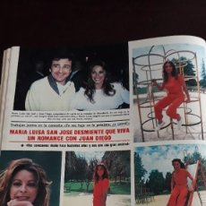 Coleccionismo de Revistas y Periódicos: MARIA LUISA SAN JOSE . Lote 122726843