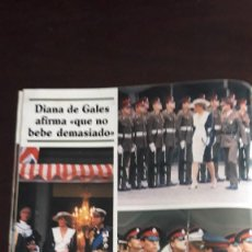 Coleccionismo de Revistas y Periódicos: LADY DI DIANA DE GALES . Lote 122821959