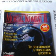 Coleccionismo de Revistas y Periódicos: REVISTA, GUÍAS HOBBY CONSOLAS, N.2. Lote 122992188