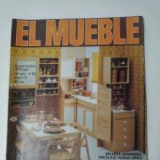 Coleccionismo de Revistas y Periódicos: EL MUEBLE N° 161, MAYO 1975. Lote 123008391