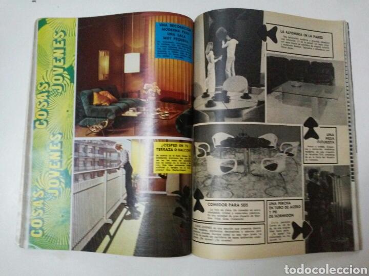 Coleccionismo de Revistas y Periódicos: EL MUEBLE N° 159, marzo 1975 - Foto 3 - 123008427