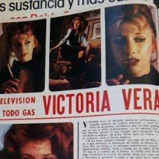 Coleccionismo de Revistas y Periódicos: VICTORIA VERA . Lote 123229443