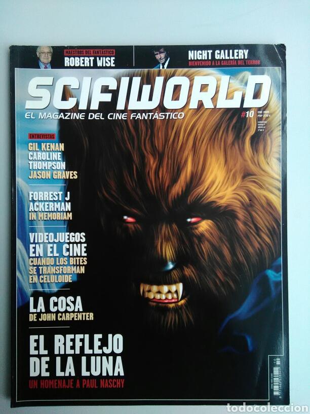 SCIFIWORLD N010 (Coleccionismo - Revistas y Periódicos Modernos (a partir de 1.940) - Otros)