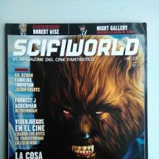 Coleccionismo de Revistas y Periódicos: SCIFIWORLD N010. Lote 123384771