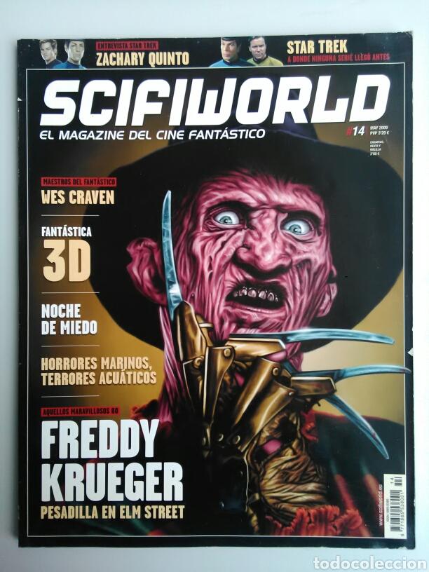 SCIFIWORLD N014 (Coleccionismo - Revistas y Periódicos Modernos (a partir de 1.940) - Otros)