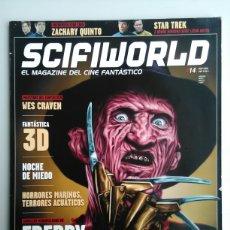 Coleccionismo de Revistas y Periódicos: SCIFIWORLD N014. Lote 123395720