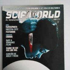Coleccionismo de Revistas y Periódicos: SCIFIWORLD. Lote 123395800