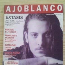 Coleccionismo de Revistas y Periódicos: REVISTA AJOBLANCO - NUMERO 58. Lote 123862371