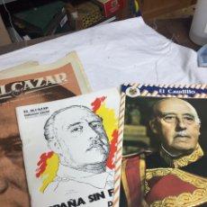 Coleccionismo de Revistas y Periódicos: PERIÓDICO ÉL ALCÁZAR. Lote 124104488