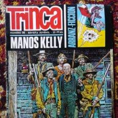 Coleccionismo de Revistas y Periódicos: REVISTA JUVENIL TRINCA, N°56.. Lote 124192055