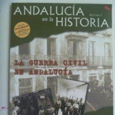 Coleccionismo de Revistas y Periódicos: REVISTA ANDALUCIA EN LA HISTORIA , Nº 5: GUERRA CIVIL EN ANDALUCIA , LOS TEMPLARIOS, ETC.. Lote 155702813