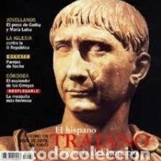 Coleccionismo de Revistas y Periódicos: LA AVENTURA DE LA HISTORIA Nº 32. TRAJANO. EL HISPANO. LA GLORIA DEL IMPERIO.. Lote 124547567