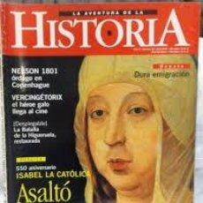 Coleccionismo de Revistas y Periódicos: LA AVENTURA DE LA HISTORIA Nº 30.. Lote 124548839