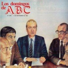 Coleccionismo de Revistas y Periódicos: 1981. SARA MONTIEL. JOSEP TARRADELLAS. FRANK VALVERDE. ANA BELÉN. JEANETTE. VER SUMARIO .... Lote 124557047