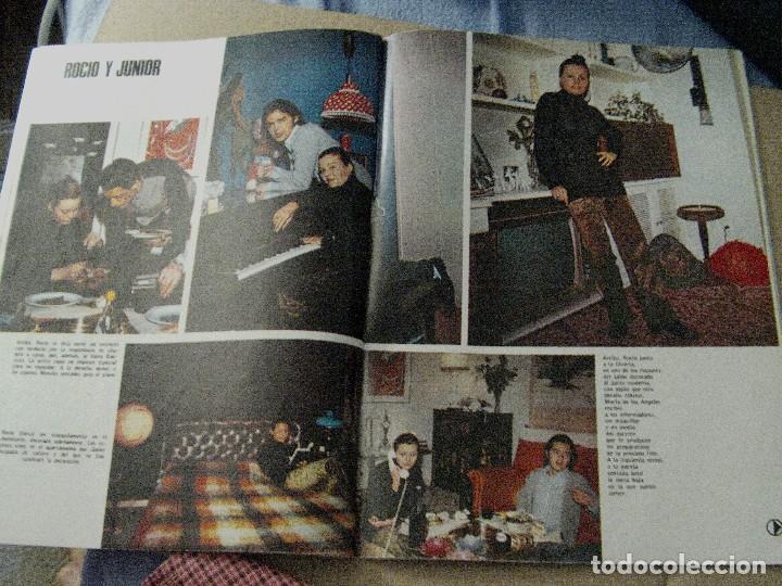 Coleccionismo de Revistas y Periódicos: REVISTA GARBO 1970 ROCÍO DÚRCAL JUNIOR - Foto 3 - 124598275