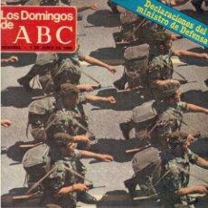 Coleccionismo de Revistas y Periódicos: 1980. TESSA DE BAVIERA. CAROLINA DE MÓNACO. NINA HAGEN. ANA GARCÍA OBREGÓN. ÁNGELA CARRASCO.. Lote 125101107