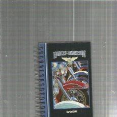 Coleccionismo de Revistas y Periódicos: HARLEY DAVIDSON LISTIN TELEFONICO. Lote 125117595