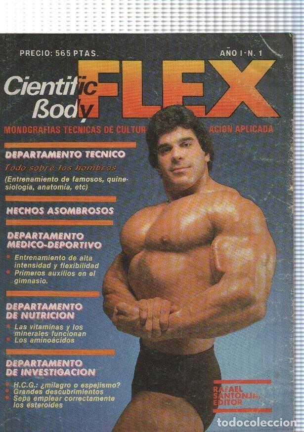 cientific body flex revista de culturismo numer - Comprar Otras ...