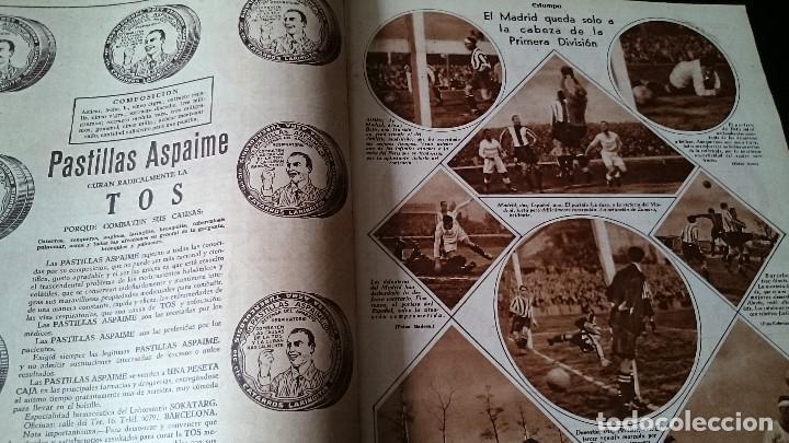 Coleccionismo de Revistas y Periódicos: REVISTA GRÁFICA ESTAMPA 19 MARZO 1932 AÑO 5 NUM 219 LO QUE SEGUIMOS LLAMANDO SEXO DEBIL - REPÚBLICA - Foto 4 - 125152439
