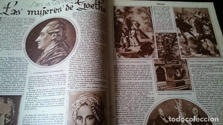 Coleccionismo de Revistas y Periódicos: REVISTA GRÁFICA ESTAMPA 19 MARZO 1932 AÑO 5 NUM 219 LO QUE SEGUIMOS LLAMANDO SEXO DEBIL - REPÚBLICA - Foto 5 - 125152439