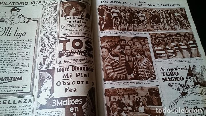 Coleccionismo de Revistas y Periódicos: REVISTA GRÁFICA ESTAMPA 19 MARZO 1932 AÑO 5 NUM 219 LO QUE SEGUIMOS LLAMANDO SEXO DEBIL - REPÚBLICA - Foto 7 - 125152439