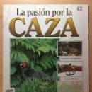 Coleccionismo de Revistas y Periódicos: 042 LA PASION POR LA CAZA - PLANETA DE AGOSTINI - 1993. Lote 125166819
