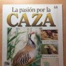 Coleccionismo de Revistas y Periódicos: 044 LA PASION POR LA CAZA - PLANETA DE AGOSTINI - 1993. Lote 125166879