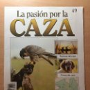 Coleccionismo de Revistas y Periódicos: 049 LA PASION POR LA CAZA - PLANETA DE AGOSTINI - 1993. Lote 125166991