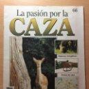 Coleccionismo de Revistas y Periódicos: 066 LA PASION POR LA CAZA - PLANETA DE AGOSTINI - 1993. Lote 125167291