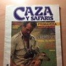 Coleccionismo de Revistas y Periódicos: 126 - CAZA Y SAFARIS - MAYO 1994. Lote 125167431