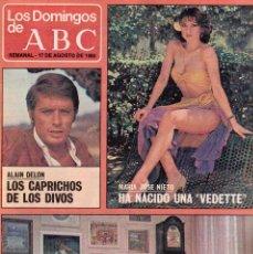 Coleccionismo de Revistas y Periódicos: 1980. MARÍA JOSÉ NIETO. SONIA BRUNO. OTRA MARILYN. MARÍA KOSTY. BUÑUEL. PICASSO. CARMEN SEVILLA. . Lote 125182355