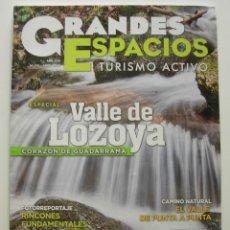 Coleccionismo de Revistas y Periódicos: REVISTA GRANDES ESPACIOS. REVISTA DE TURISMO ACTIVO. Nº 176 ABR. 2012. Lote 125207523