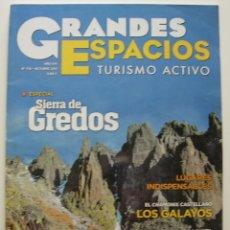 Coleccionismo de Revistas y Periódicos: REVISTA GRANDES ESPACIOS. REVISTA DE TURISMO ACTIVO. Nº 170 OCT. 2011. Lote 125207659