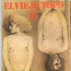 Coleccionismo de Revistas y Periódicos: EL VIEJO TOPO. EXTRA 10. (ST/RV.). Lote 133825781