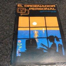Coleccionismo de Revistas y Periódicos: REVISTA - OP ORDENADOR PERSONAL Nº 41 AMSTRAD, MSX, SPECTRUM INFORMATICA AÑOS 80. Lote 125316099