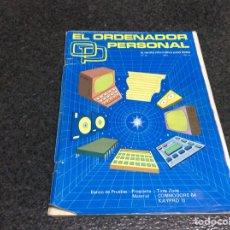 Coleccionismo de Revistas y Periódicos: REVISTA - OP ORDENADOR PERSONAL Nº 20 AMSTRAD, MSX, SPECTRUM INFORMATICA AÑOS 80. Lote 125316163