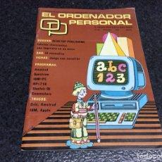 Coleccionismo de Revistas y Periódicos: REVISTA - OP ORDENADOR PERSONAL Nº 54 AMSTRAD, MSX, SPECTRUM INFORMATICA AÑOS 80. Lote 125316215