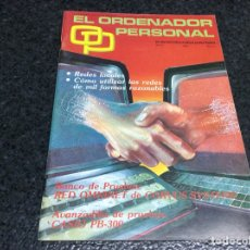 Coleccionismo de Revistas y Periódicos: REVISTA - OP ORDENADOR PERSONAL Nº 21 AMSTRAD, MSX, SPECTRUM INFORMATICA AÑOS 80. Lote 125316275