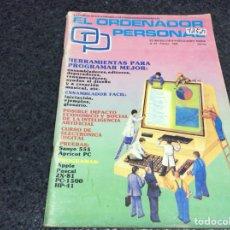 Coleccionismo de Revistas y Periódicos: REVISTA - OP ORDENADOR PERSONAL Nº 33 AMSTRAD, MSX, SPECTRUM INFORMATICA AÑOS 80. Lote 125316331